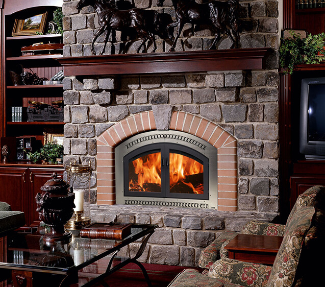 Toledo Wood Fireplaces Amp Wood Inserts Luce S Chimney