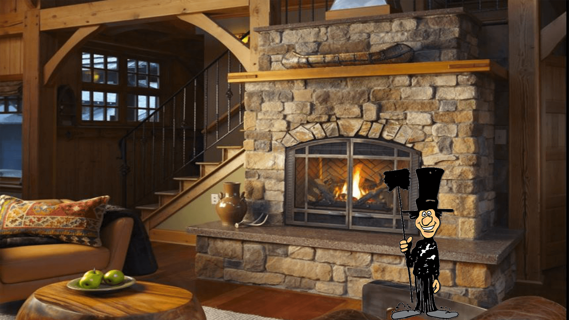 1 Fireplaces Heating Stoves Chimney Services Toledo