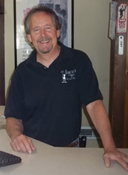 John Luce, owner of Luce's Chimney and Stove Shop, serves the Ohio, Michigan and Indiana area.