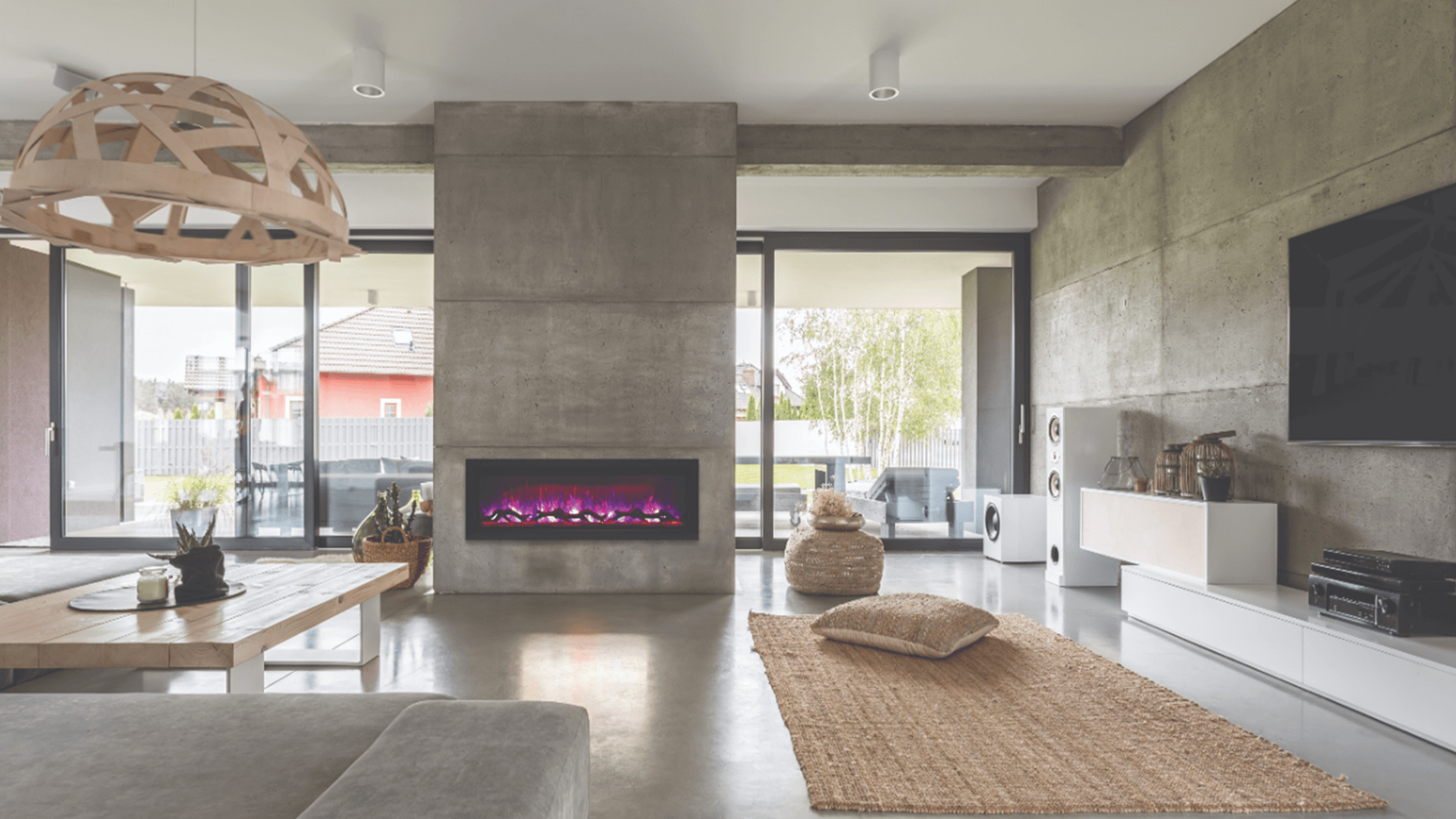 Electric Fireplace Store Luce S Chimney Amp Stove Shop