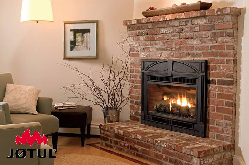 Gas Fireplace Inserts   Jotul
