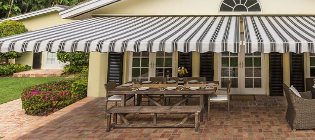 Retractable Awnings For Patios Luce S Chimney Stove